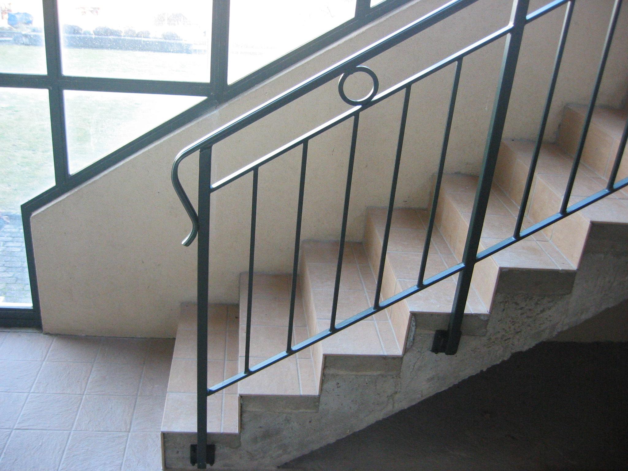 Escalier e10